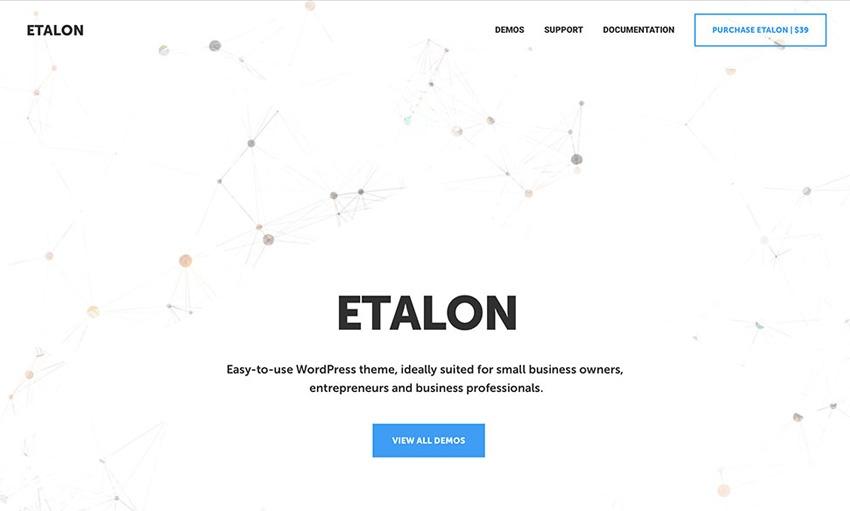 6Etalon - قالب های چند منظوره وردپرس