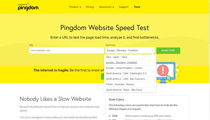 چگونه سرعت سایت را بررسی کنیم؟