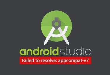 رفع خطای appcompat-v7 در اندروید استودیو
