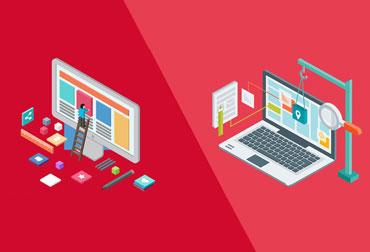 استفاده از وبلاگ های معروف یا طراحی سایت اختصاصی